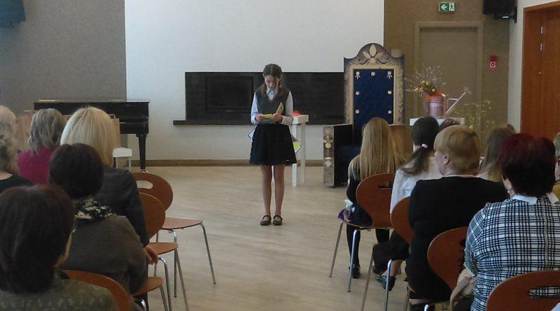 Nacionālā skaļās lasīšana sacensība Daugavpils novadā