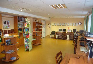 Biķernieku pagasta bibliotēka pakāpeniski atsāk savu darbību.