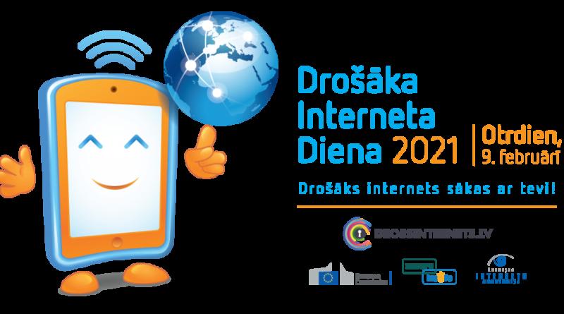 9.februārī atzīmēsim Drošāka interneta dienu